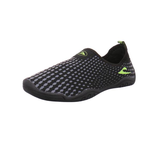 Hengst Footwear B.V. n68410 871 blk grey lime