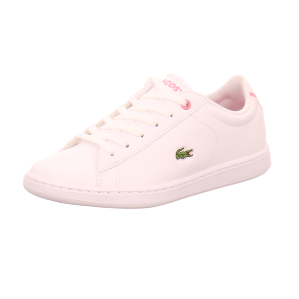 Lacoste 33spc1003-042 carnaby kids whi